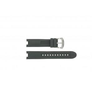 Uhrenarmband BTB.M.D.CH.2.2 Kautschuk Grau 21mm