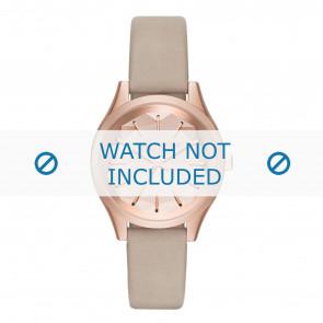 Karl Lagerfeld Uhrenarmband KL1619 Leder Beige