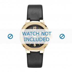 Karl Lagerfeld Uhrenarmband KL3410 Leder Schwarz