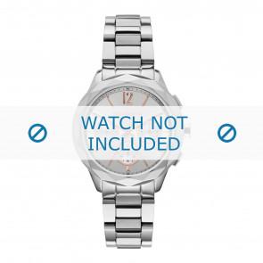 Karl Lagerfeld Uhrenarmband KL4005 Metall Silber