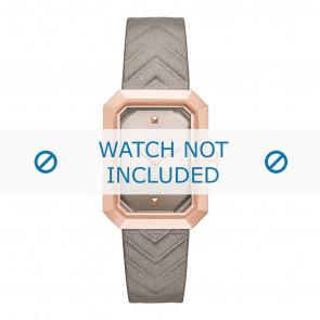 Karl Lagerfeld Uhrenarmband KL6103 Leder Beige
