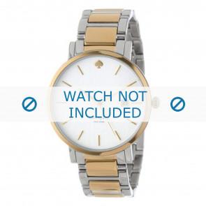 Kate Spade New York Uhrenarmband 1YRU0108 Metall Zweifarbig