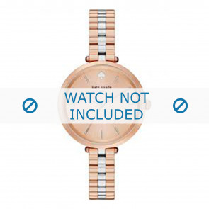 Kate Spade New York Uhrenarmband 1YRU0860 / Holland Metall Mehrfarbig