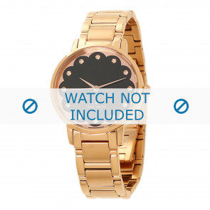 Kate Spade New York Uhrenarmband KSW1044 Metall Mehrfarbig