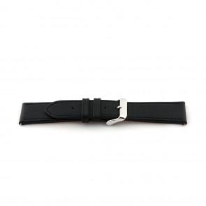 Uhrenarmband xl schwarz 24mm EX-K63487