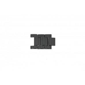 DKNY NY4983 Glieder Keramik Schwarz 20mm