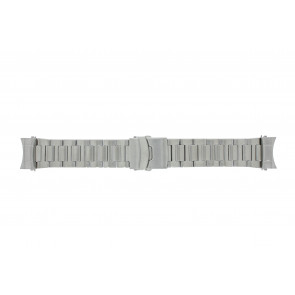 Uhrenarmband Dutch Forces 35C020204-12750 Stahl Stahl 24mm