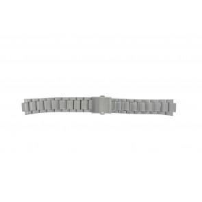 Pulsar Uhrenarmband VJ33-X004 Metall Silber