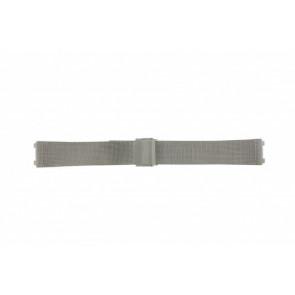 Skagen Uhrenarmband 358LSS / 358LSSB / 355LGSC / 355LSS / 355LSSB Stahl Silber 18mm