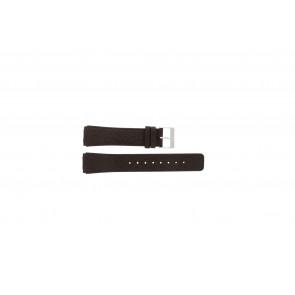 Skagen Uhrenarmband 331XLSLD1 / 331XLSL1 Leder Braun 21mm