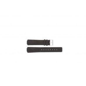 Skagen Uhrenarmband 433LSGL1 Leder Braun 18mm