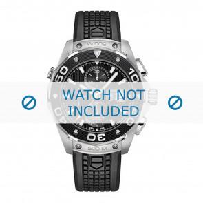 Tag Heuer Uhrenarmband CAJ2180.FT6023 Kunststoff Schwarz