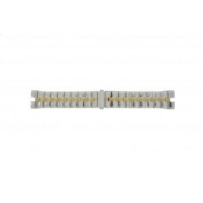 Tommy Hilfiger Uhrenarmband TH38 3 14 0685 Stahl Silber 23mm