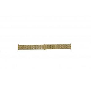 Morellato Uhrenarmband U0131154 Stahl Gold (Doublé) 20mm