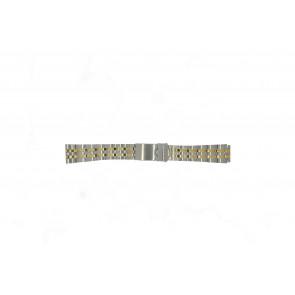 Morellato Uhrenarmband U0220184 Stahl Silber 18mm