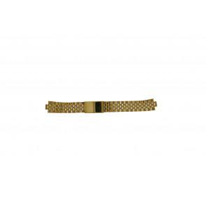 Morellato Uhrenarmband U0492125   Stahl Gold (Doublé) 18mm