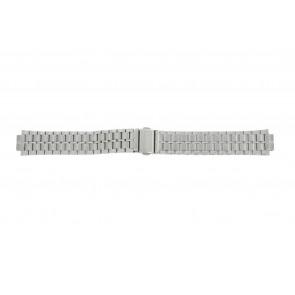 Lorus Uhrenarmband VX43-X092 / RXN01DX9 Metall Silber 18mm