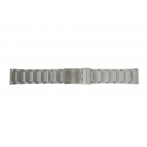 Uhrenarmband Universal YI20 Stahl Stahl 24mm