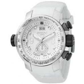 Zodiac Uhrenarmband ZO8511 Kautschuk Weiss