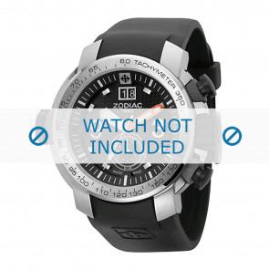 Zodiac Uhrenarmband ZO8505 Kunststoff Schwarz