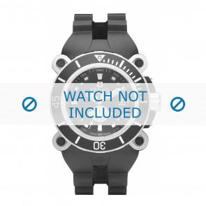Zodiac Uhrenarmband ZO8532 Kunststoff Schwarz